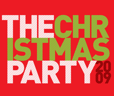 THE CHRISTMAS PARTY « mnm presents